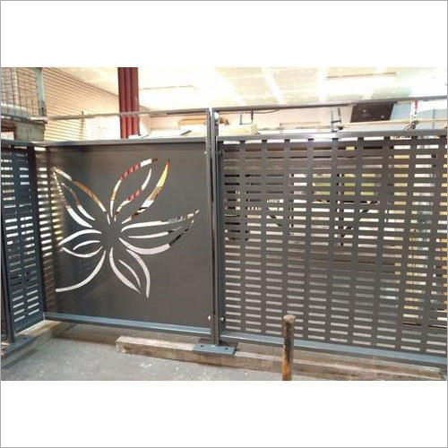 MS Gate Jali Laser Cut Design