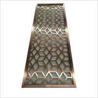 MS Designer Jali Laser Cut Design