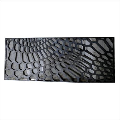 SS Designer Jali Laser Cut Wall Design