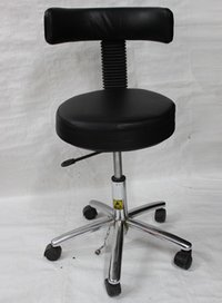 ESD Stool with Back