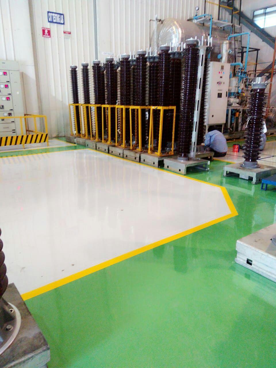 Epoxy Floor