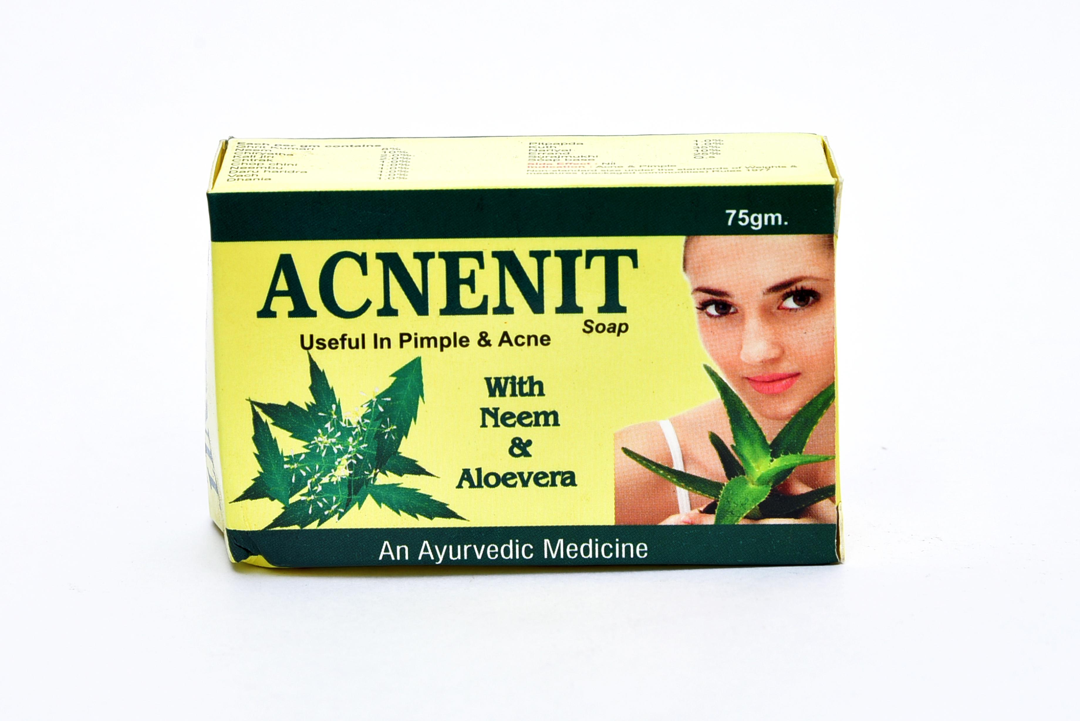 ACNENIT SOAP