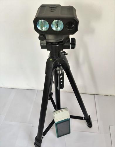 Speed radar with printer -Tripod Mounted