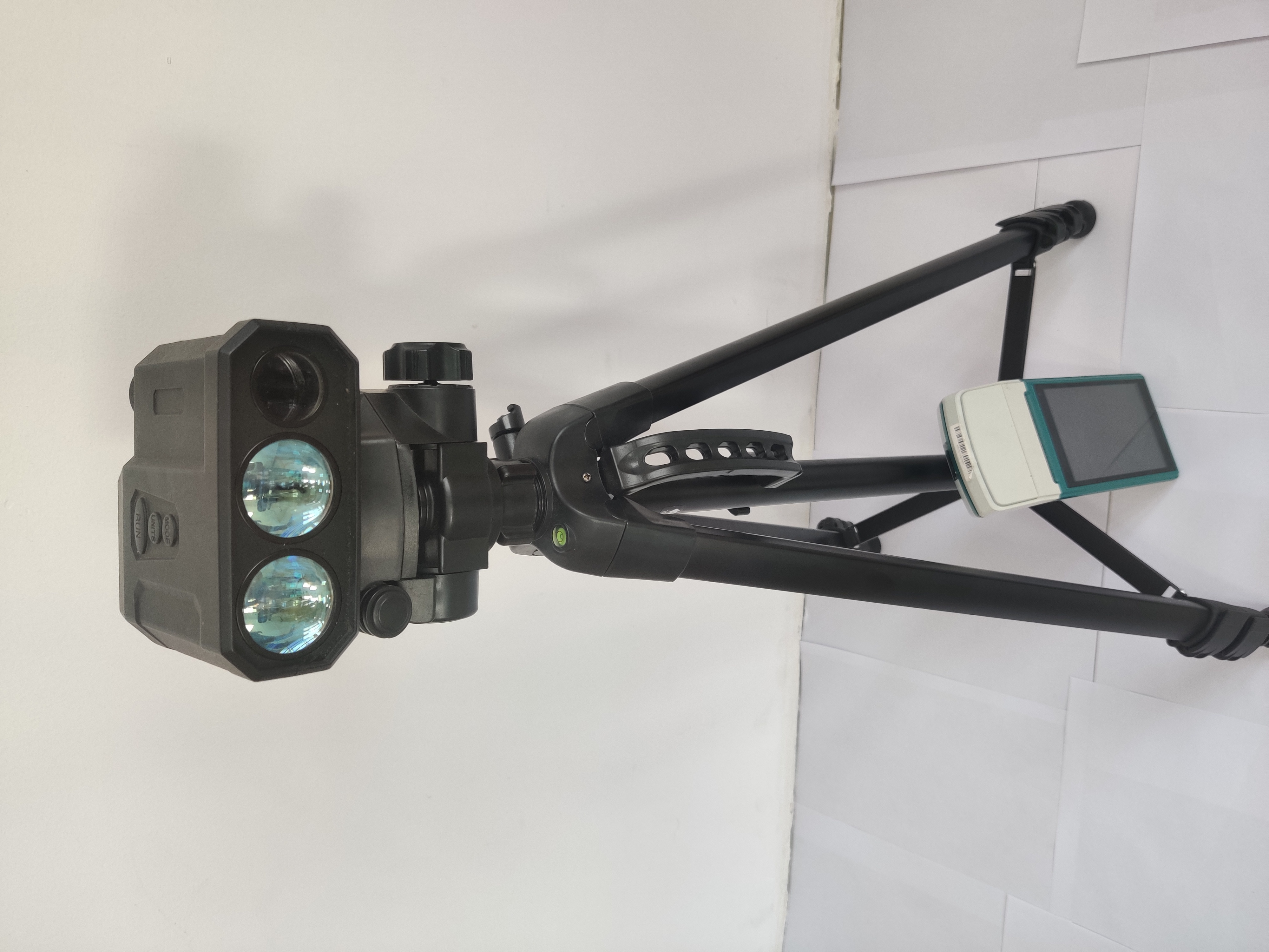 Speed radar with printer -Tripod Mounted