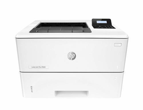 HP LaserJet Pro M501dn (J8H61A) Black and White Laser Printer