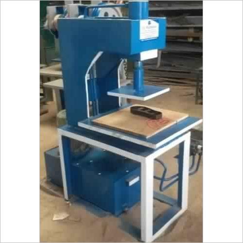 Hydraulic Type Slipper Making Machine
