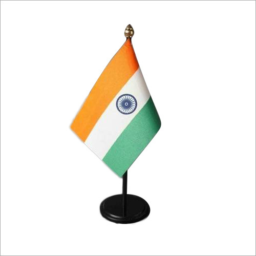 Indian National Table Flag