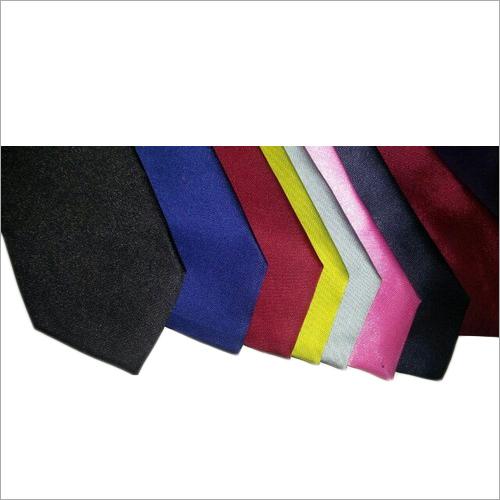 Mens Micro Plain Tie