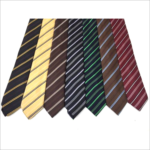 Mens Striped Ties
