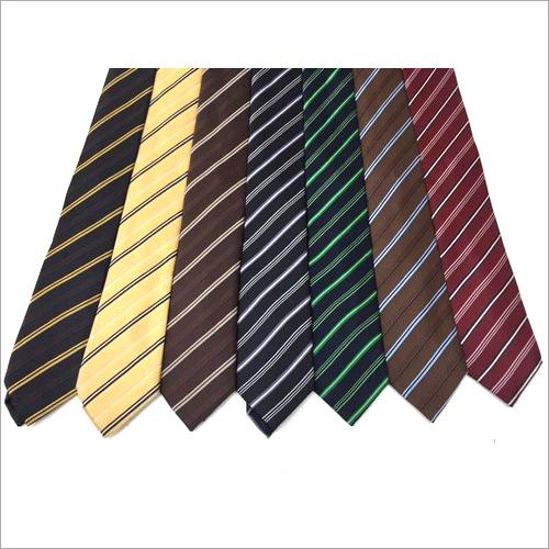 Mens Striped Ties