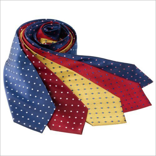 Mens Polka Dotted Ties