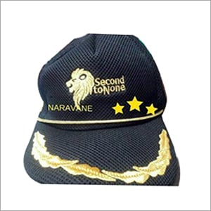 Army Officer Embroidered Cap
