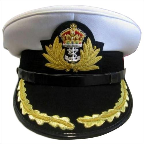 Royal Navy Officer Hat Cap