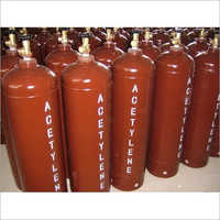 Industrial Dissolved Acetylene Gas