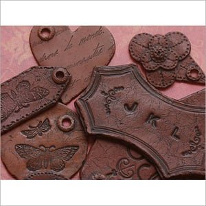 Garment Leather Tags