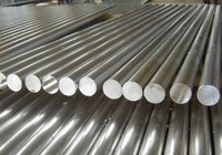 High Silicon Steel Rod, Silicon Iron Magnetic Rod for Relays or Solenoid Valve Cores