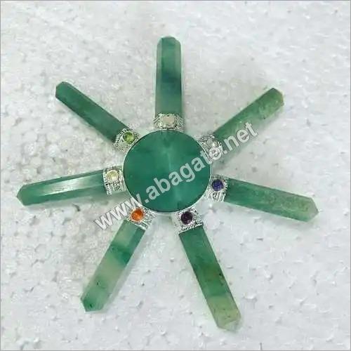 Green Aventurian Energy Generator