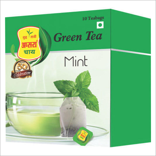 Apsara Mint Green Tea