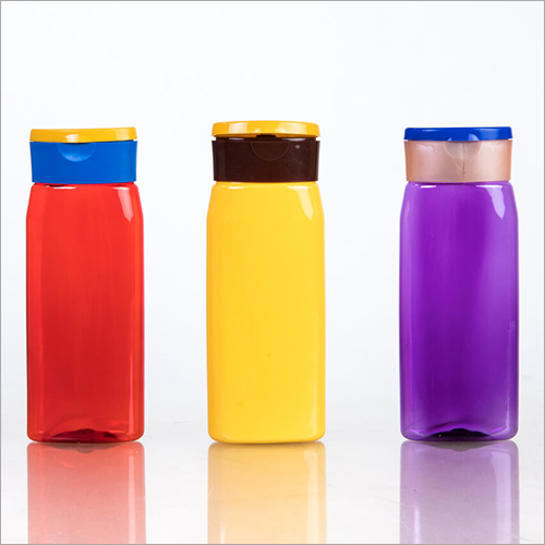 Plastic Talcum Bottle