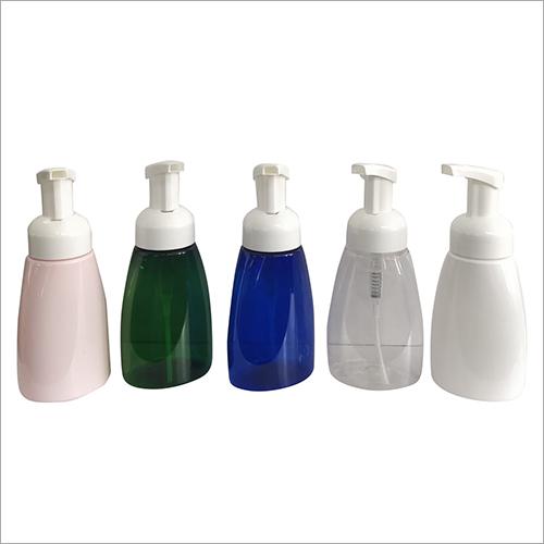 250 ml  Foamer Oval Shape Bottle
