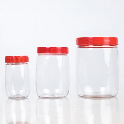 Plastic Ghee Jar