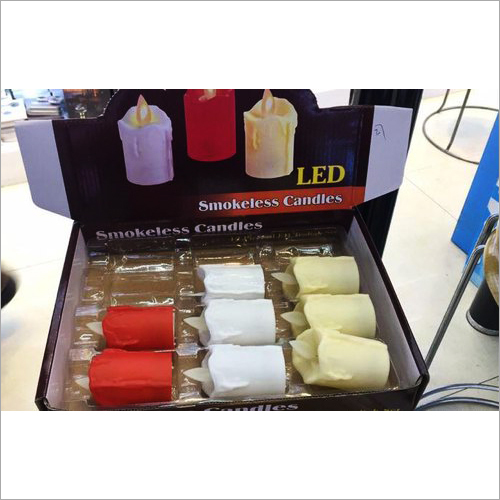 LED Smokeless Candles