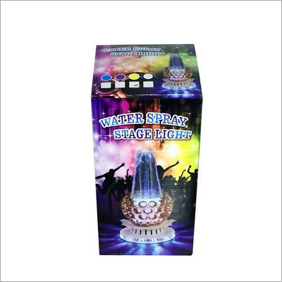 LED Water Spray Stage Light