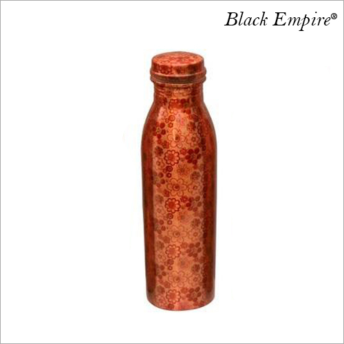 750ml Color Printed Copper Bottle