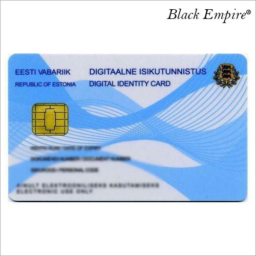 Chip Enabled ID Card