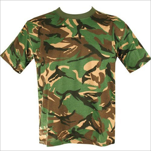 Mens Army T Shirt