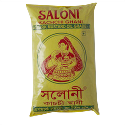 1 Ltr Saloni Mustard Oil