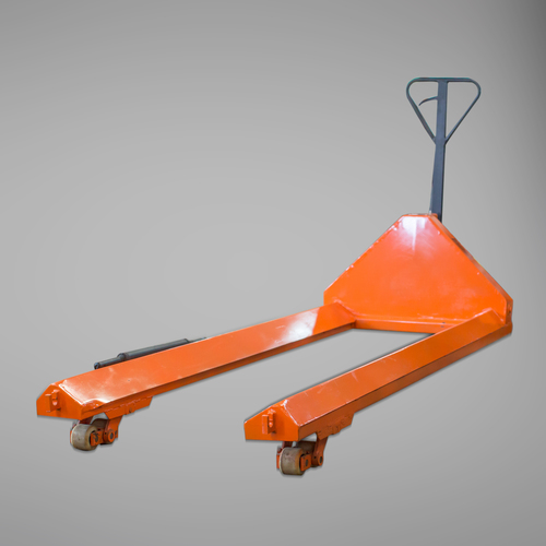 HYDRAULIC PAPER REEL TROLLEY