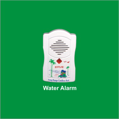 Water Overflow Alarm