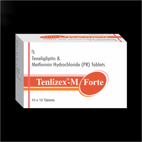 Teneligliptin And Metformin Hydrochloride Tablets
