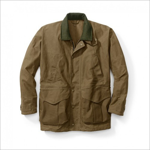 Plain Military Field Jacket