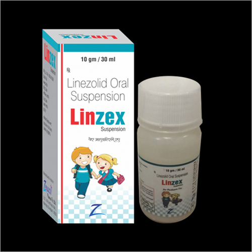 30 ml Linezolid Oral Suspension
