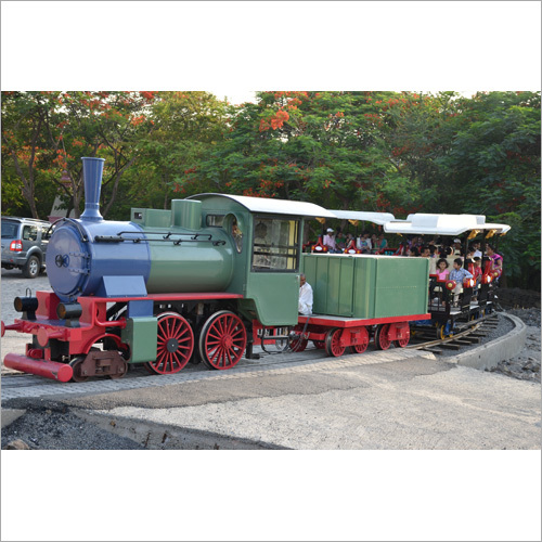 Amusement Diesel Track Train