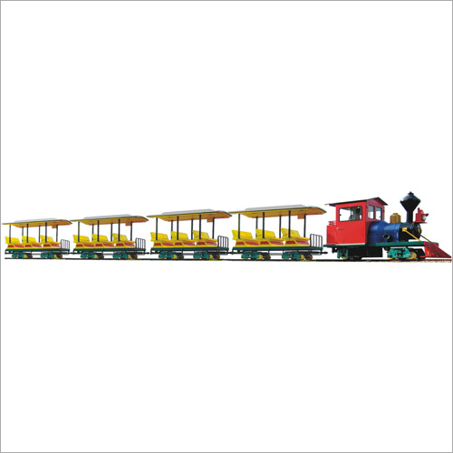 Amusement Trackless Train
