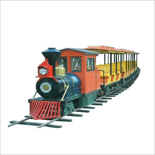 24 Seater Amusement Train