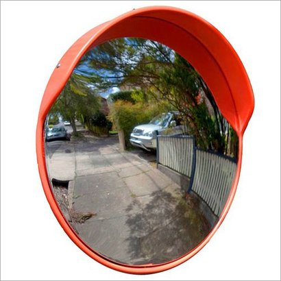Road Safety Convex Mirror Size: 35