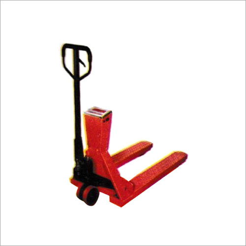 CW Series Pallet Truck With Scale
