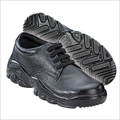 Action Milano Leather Safety Shoes