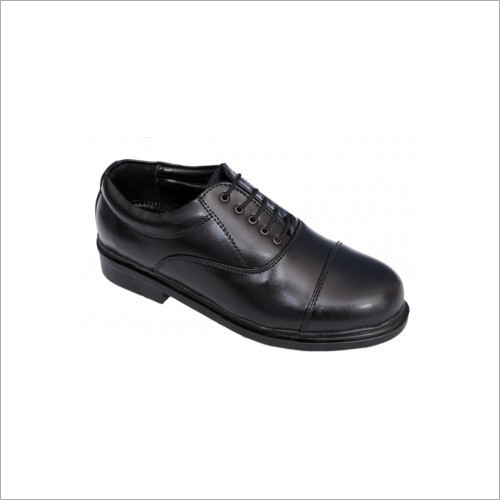 Action Milano Leather Office Shoes