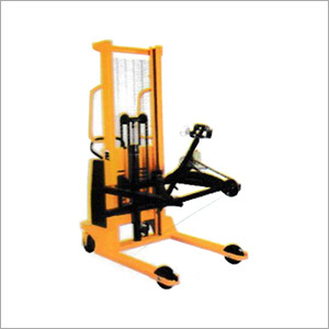 Semi Electric Hydraulic Drum Lift