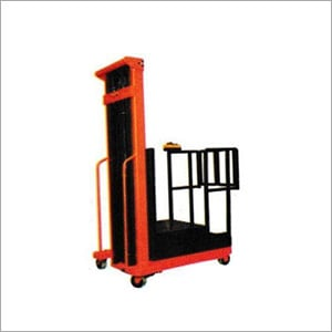 Semi Electric Hydraulic Order Picker