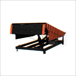 Stationary Hydraulic Dock Leveller