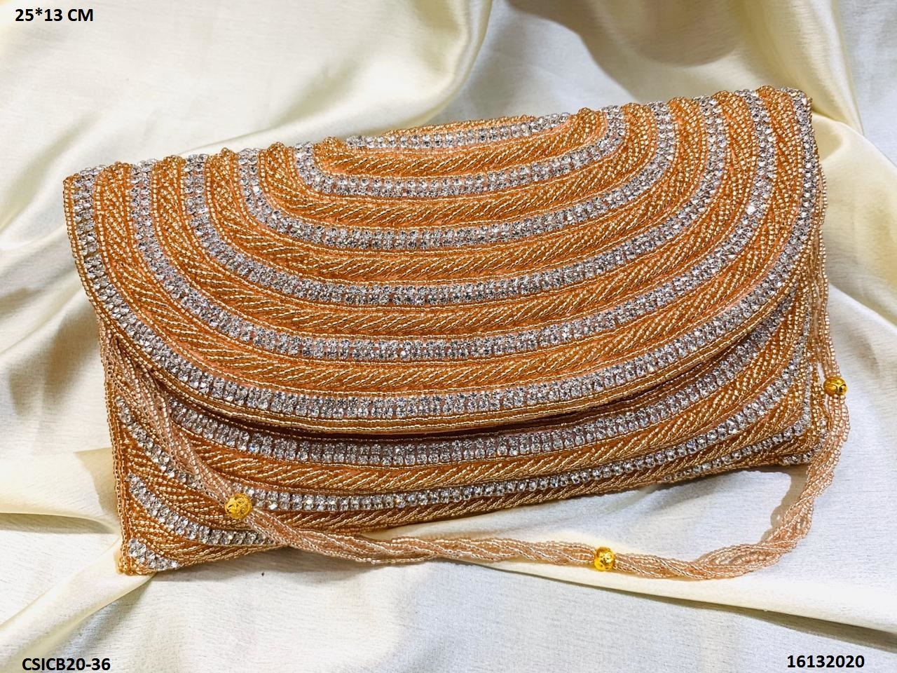 Exclusive Beaded Clutch Bags