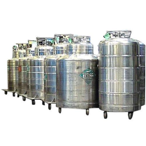 Liquid Nitrogen Gas Cylinder