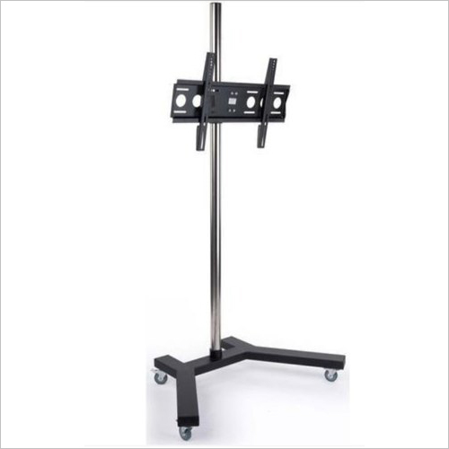 Floor Mount LED TV Stand