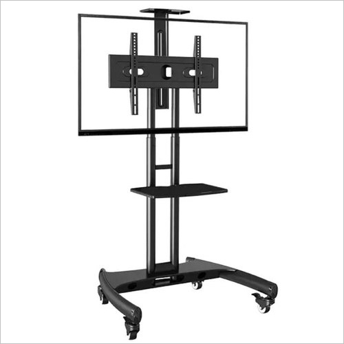 LED LCD Mobile TV Cart Stand Mount